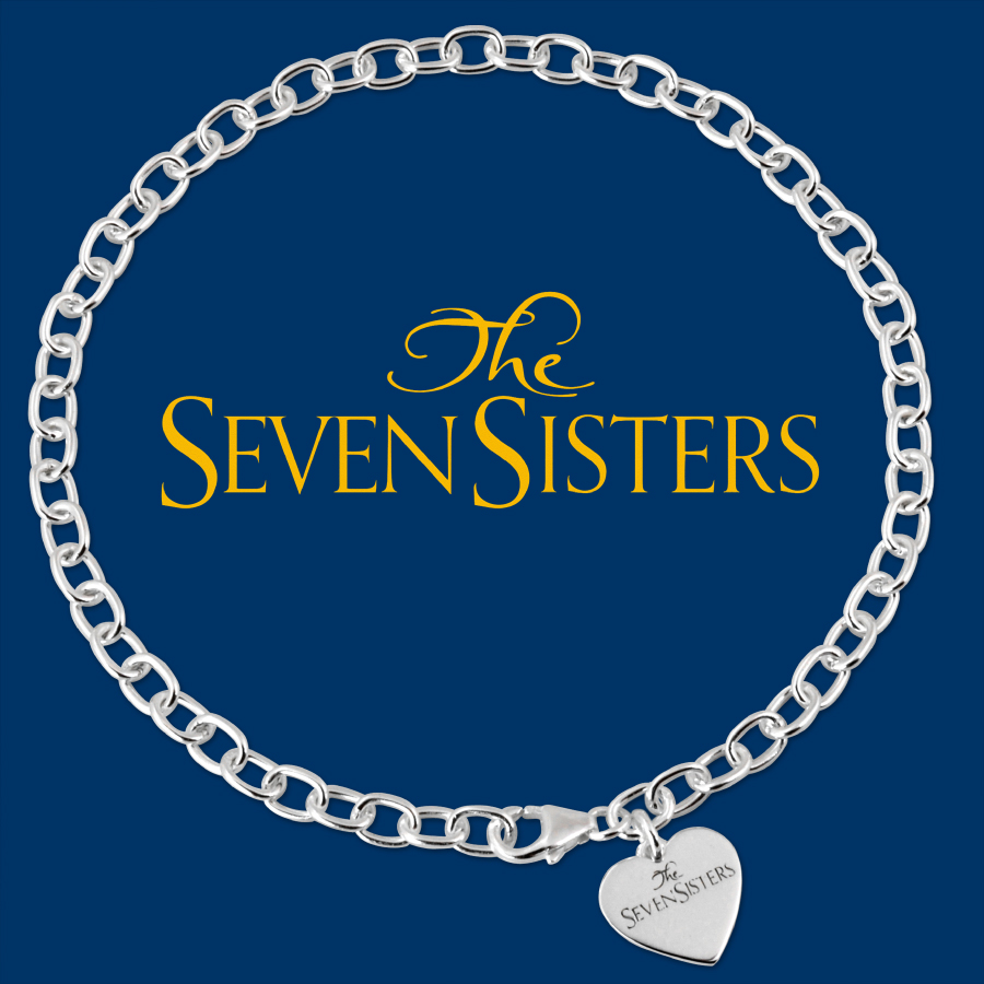 The Seven Sisters Charm Bracelet