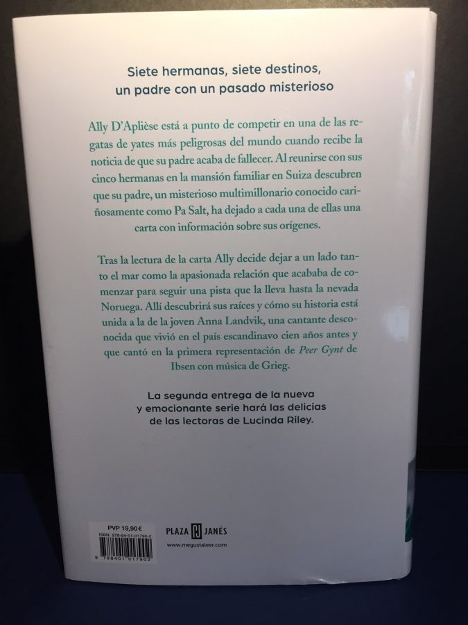 Spain - hb - ally - back