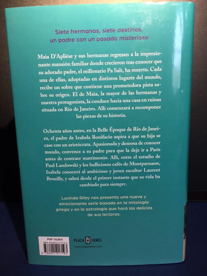 Spain - hb - maia - back