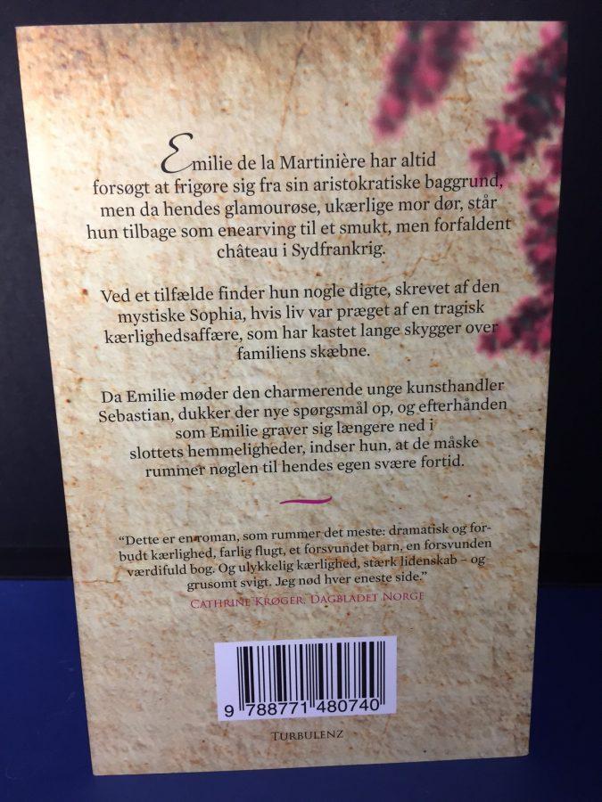 Denmark - lavender - back