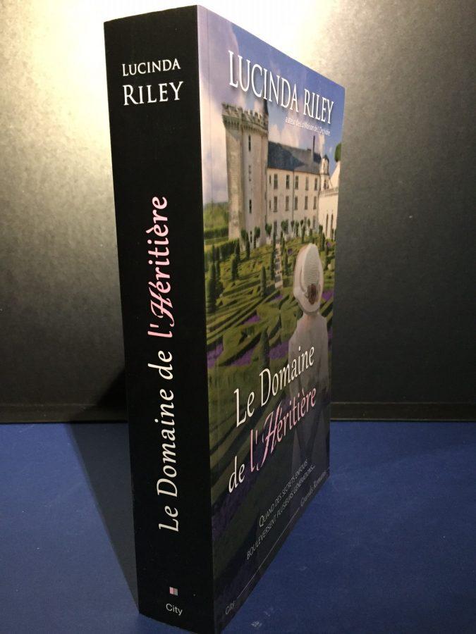 France - tpb - lavender - spine