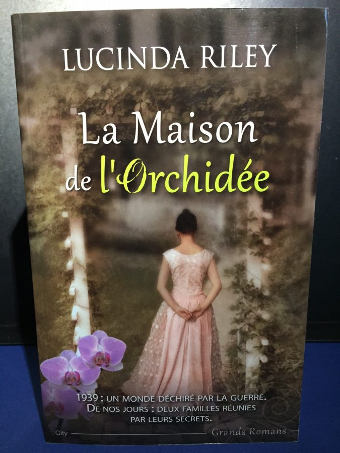 France - tpb - orchid - front