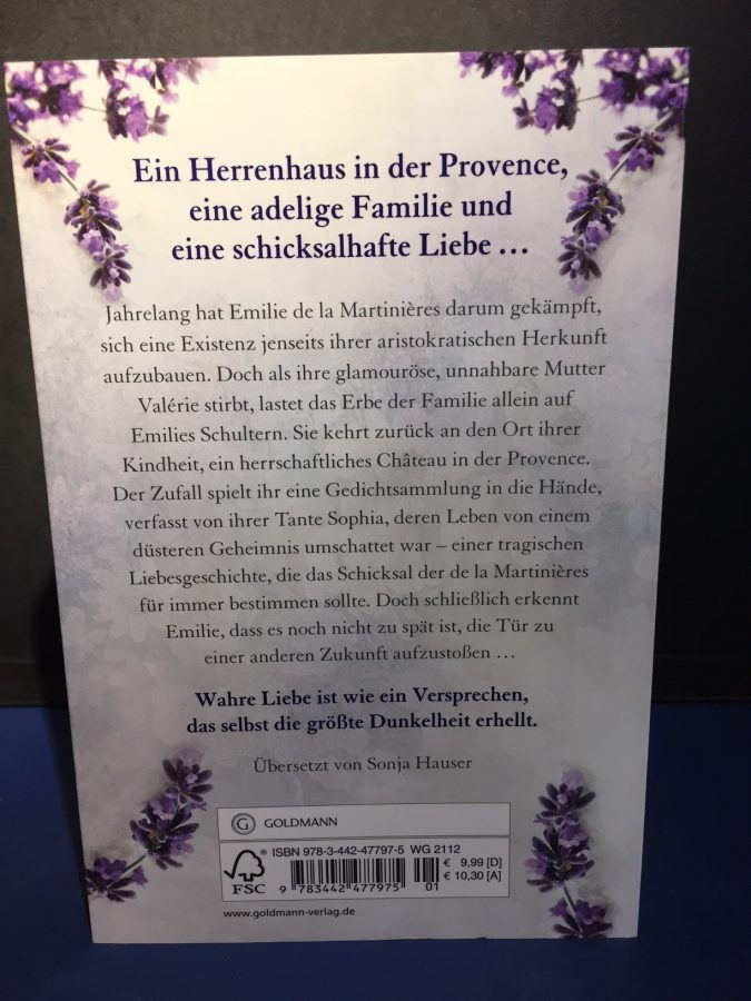 Germany - pb - lavender - back