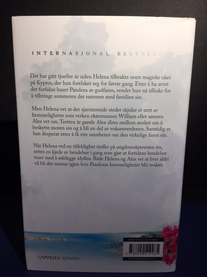 Norway - hb - helena - back