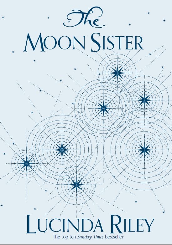 Moon Sister hb front cover