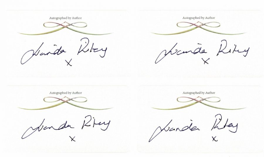 Signed Bookplates